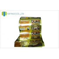 Buy cheap Aluminum Foil Laminated Packing Film product