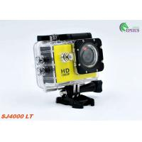 Buy cheap Portable Mini DV 1080P HD Action Camera SJ4000 120 Degree With 1.5 LTPS LCD Display from wholesalers
