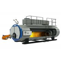Buy cheap Fire Tube Gas Diesel Oil Fuel Fired Condensing Steam Boiler for sugarcane mills from wholesalers