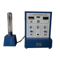 Buy cheap Plastic Oxygen Index Method Test Equipment ISO4589-1 , Burning Behaviour Testing Machine from wholesalers
