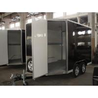 Buy cheap Enclosed Cargo Trailer V Shape With Side Door (GW-BLV 14) from wholesalers