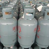 Buy cheap 15kg Gas Cylinder with 35.5L Water Capacity from wholesalers