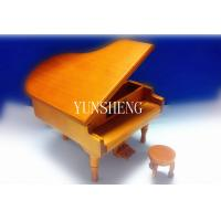 Buy cheap China Handmade Wooden Natural Grand Piano Shaped Music Box (LP-31) from wholesalers