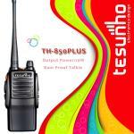 Buy cheap Professional long range two way radio walkie talkie fashion design 10W TESUNHO TH-850PLUS from wholesalers