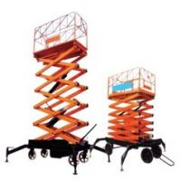 Buy cheap Elevating Work Platforms For Workshop Transfer from wholesalers