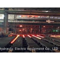 Buy cheap 120kw R6m 3 Strands Electric Billet CCM With Hydraulic Cutting Machine from wholesalers