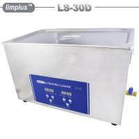 Buy cheap Limplus 30liter Ultrasonic Cleaner Digital Timer with Constant Heating System LS-30D from wholesalers