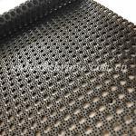 Buy cheap Interlocking Anti Fatigue Rubber Mats , 914mm X 914mm NR + SBR Floor Holes Mat from wholesalers