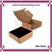 Buy cheap Printed corrugated for hat/Online shop mailing postal box ME-CU035 from wholesalers