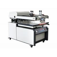 Buy cheap Semi Automatic Flat Arm Silk Screen Printing Machine MX-6090C For PVC Paper Printing from wholesalers
