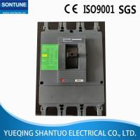 Buy cheap Ecnomic type STEZC Series Moulded case MCCB Circuit Breaker  100A  to 630A with competitive price and good quality from wholesalers