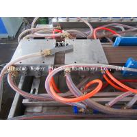 Buy cheap Twin Screw Flooring WPC Extrusion Line / Wpc Extrusion Machine 23*3.2*2.8m from wholesalers