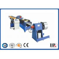 Buy cheap 1.5 Inch Single Chain C Z Purlin Roll Forming Equipment Yield Stress 230 - 300 Mpa from wholesalers