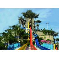 Buy cheap Adult High Speed Tall Water Slides product