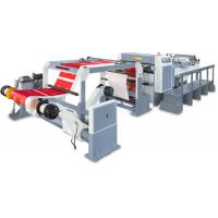 Buy cheap Rotary Sheeting Machine, Servo Drive Rotary-blade Sheeting Machine DFJ-1700E from wholesalers