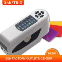 Buy cheap Digital Photoelectric Colorimeter Nr200 Digital Chromometer with Cqcs3 PC Software from wholesalers