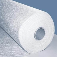 Buy cheap White color 300g~900g powder binder E-glass fiber chopped strand mat for composite from wholesalers