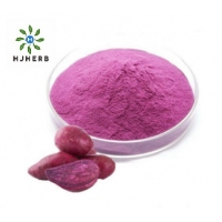 Buy cheap Food Grade Natural Anthocyanins Pure Purple Sweet Potato Powder product