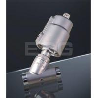 Buy cheap Pneumatic Angle Seat Valve from wholesalers