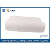 Buy cheap Tencel Connect with Mesh Pillow case Bamboo charcoal Memory Foam Contour Pillow from wholesalers