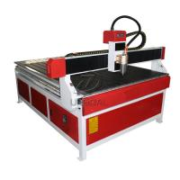 Buy cheap Economic 1218 Acrylic Wood MDF Engraving Cutting Machine with 1200*1800mm product