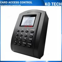 Buy cheap KO-SC102 TCP/IP Card Access Control System from wholesalers
