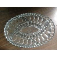 China Glass Fruit Tray on sale