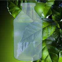 Buy cheap 250 ml plastic vaccine bottle with aluminium cap and rubber stopper product