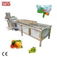 Buy cheap Factory supply vegetable washing machine add pictures pickled vegetables packing company from wholesalers