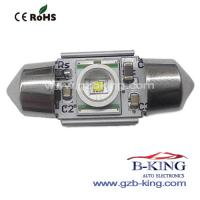 Buy cheap High Power 5W CREE-Xre 250lm Festoon Bulb product