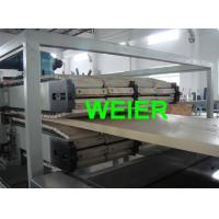 Buy cheap Wood Plastic Composite WPC Board Production Line , CE Certificate SJSZ-92 / 188 from wholesalers