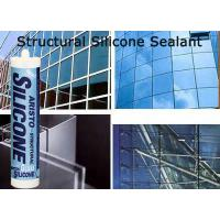 Buy cheap Clear / White / Black / Grey Structural Silicon Sealant , Spray Sealant Heat Resistant from wholesalers