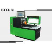 Buy cheap 60L Volume Oil Tank Common Rail Test Equipment / Diesel Injector Testing Machine from wholesalers