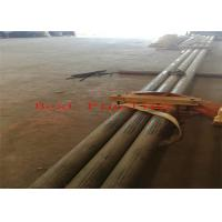 Buy cheap Transferring Oil / Natural Gas ERW Steel Pipe CSA Z245.1-07 CAT I II III Sour Service from wholesalers