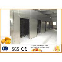 Buy cheap 4T/D Dried Mango Processing Line , Mango Juice Processing Plant from wholesalers