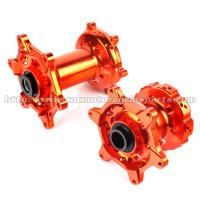 Buy cheap Colored Lightweight Dirt Bike Wheel Hubs Never Mounted For Off Road Bike from wholesalers