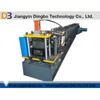China Steel Tile Automatic Metal Sheet Forming Machine With Hydraulic Cutting on sale