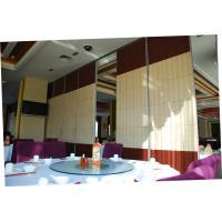 Buy cheap Decorative Sliding Door Floor To Ceiling Folding Partition Walls For Banquet Hall from wholesalers