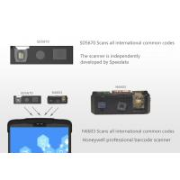 Buy cheap Inventory Management Handheld UHF RFID Reader Logistic PDA Barcode Scanner from wholesalers