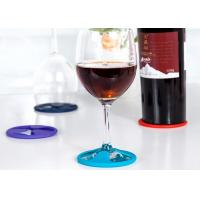 Buy cheap Essential Kitchen Tools Of Anti Slip Silicone Wine Bottle Goblet Mat For Coffee Shop from wholesalers