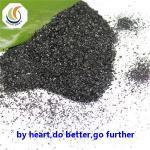 Buy cheap Super Potassium Humate Shiny black Tiny Flakes from wholesalers