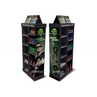 Buy cheap Car Care Products Cardboard Display Shelves Point Of Purchase Stand from wholesalers