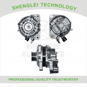 Buy cheap Aluminum Made Honda Car Alternator , Assembly Type Honda Civic Alternator product