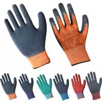 Buy cheap Gardening gloves ,latex coated gloves from wholesalers