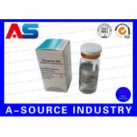 Buy cheap Steroid Pharmaceutical 10ml Vial Labels Printing 4C Full Color Waterproof from wholesalers