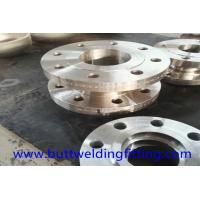Buy cheap Pipeline Forged BL / WN Flange SCH40 300LB 3'' ASME SB 163 NO8020 B16.5 from wholesalers