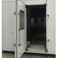 Buy cheap 3.375CBM Climatic Test Chamber , SUS304 Stainless Steel Humidity Test Chamber from wholesalers