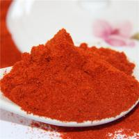 Buy cheap Chinese No. 1 herbs and spices most competitive steam sterilized ground sweet paprika powder from wholesalers