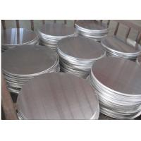 Buy cheap Soft 3003 Decorative Aluminum Sheet Circle H112 Temper For Cookware Utensils from wholesalers