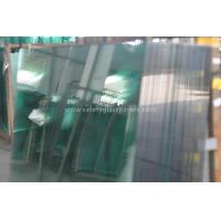 Buy cheap Residential Tempered Glass Flooring And Stairs / Window Safety Glass from wholesalers